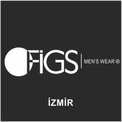 Figs erkek giyim firması için kağıt torba